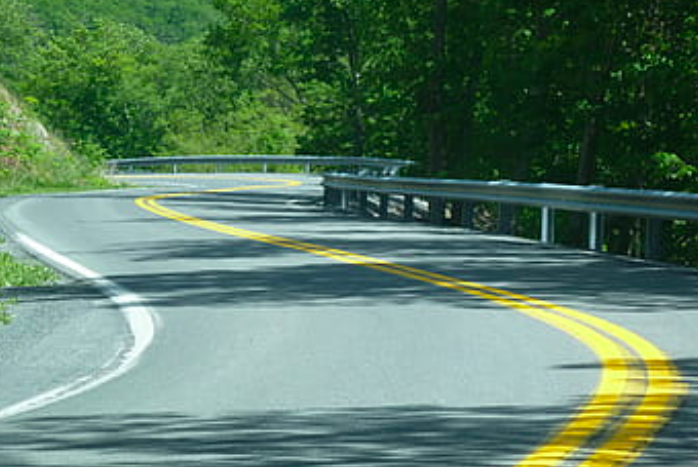 Your annual operating plan-picture of a road
